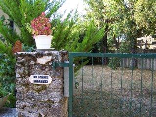 LA FORGE D'ANTAN Maison independante traditionnelle en pierre