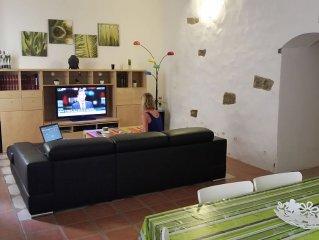 Maison de village Vias Herault - 2 Km de la mer- 4 a 9 personnes