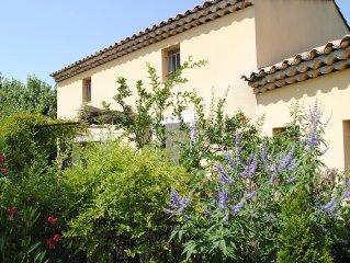 Maison de grand confort avec piscine - Idealement situee a Vaison la Romaine