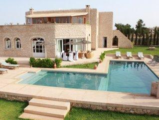 Villa piscine Essaouira - 12 personnes