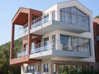 Appartement luxe - Vue imprenable sur la baie de Kotor - Piscine a debordement