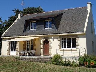 Grd maison pour 11 personnes à la porte du golfe du Morbihan Visiter Vannes