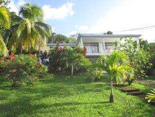 Rez de jardin villa-riviere salee
