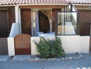 Maisonnette de vacance Port leucate 11370 residence Hawai2 219 av des roseaux