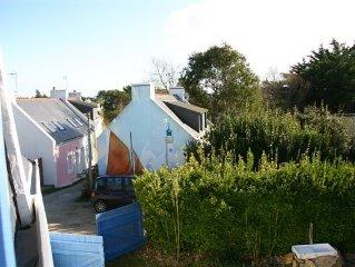 Maison de pilote chaleureuse avec jardin clos pour 2 à 12 personnes
