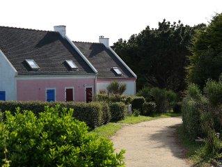 Petite maison à Belle-Ile