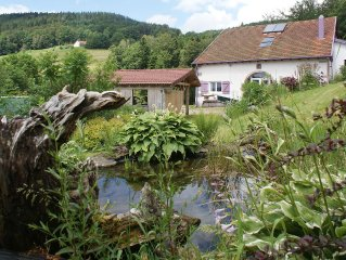 Gite pleine nature - 250 m² - 4 chambres - 10 personnes - Sauna
