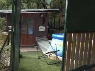 bungalow tout equipe tout confort