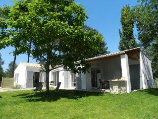 Villa de standing proche d'une des plus belles plages d'Oleron