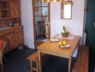 Maison agreable simple et soignee. Nos locataires reviennent.