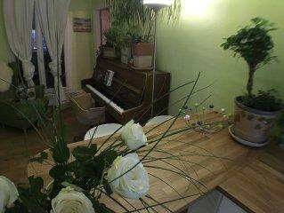 Appartement de charme en plein coeur de Paris, à Montmartre