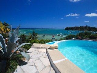 Maison les pieds dans l'eau - Capest Le Francois - Martinique