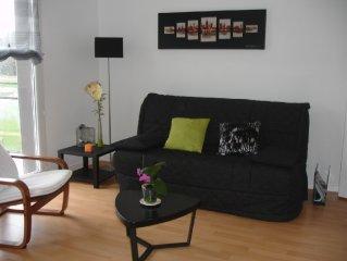 Appartement a Concarneau, proche mer, 4 personnes, residence neuve,Wi-Fi
