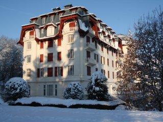 Appt 100m2 - Combloux - Résidence du Mont Blanc - Centre Village