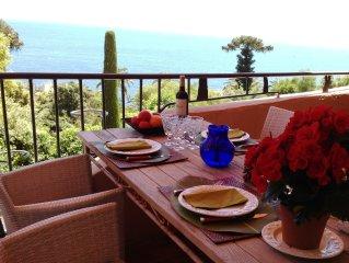 Duplex 3 chambres dans residence luxe, Port la Galere, proche Cannes