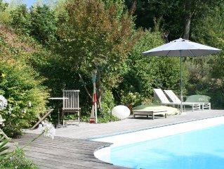 Chambres d'hôtes au milieu de la campagne proche de Bordeaux , à 5 mn de Lagorce