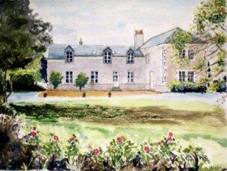 Grand Maison Familiale à la campagne, au calme