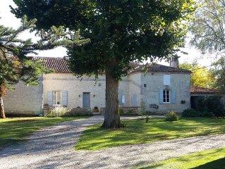 Gite de Montastruc, charming house Gascony, where calmness and tranquility