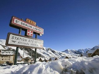 ACCES DIRECT AUX PISTES, APPARTEMENT 8 PERSONNES