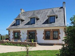 A Trégastel, villa bretonne proche plage 3 chambres