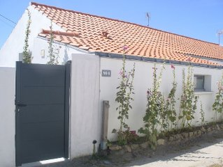 NEW HOUSE 5 Persons 65 m2 BUNGALOW Comfortable to Noirmoutier-EN-L'ILE
