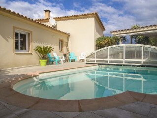 Villa Propriano 6 a 8 personnes VILLA AVEC PISCINE ET VUE MER