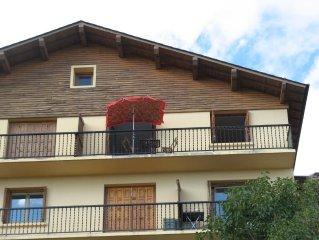 Location Appartement F3 -60 m2-Dans Chalet Font-Romeu Centre