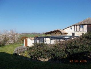 Cottage bungalow 130m2