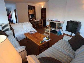 Grand Appartement de Vacances dans les Pyrenees