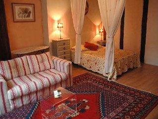Appartement de charme  pour 2 p dans le centre Unesco Wi-Fi