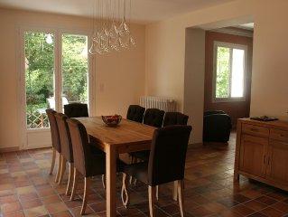 Grande maison provencale, nord du Luberon, sur 1500 m2 de terrain