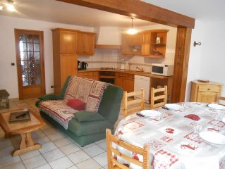 LARGE APARTMENT 65 m2 VERY NICE LES COCHES La Plagne Paradiski