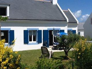 Belle maison de charme pour vacances ideales a Sauzon