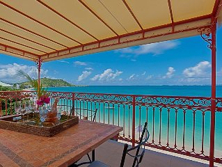 Amazing apartment on Grand Case Beach - 15% off in September & October