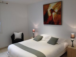 GERARDMER Gîte de Luxe 13 pers. Sauna & Spa 4**** 6 chambres  , très spacieux.
