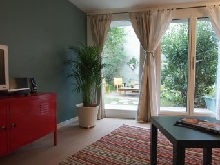 Appartement rue de Negreneys – 64m2, accès jardin, Minimes - canal du midi.