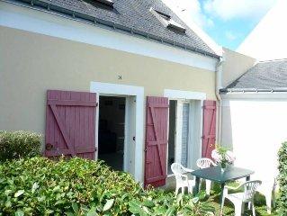 Maison récente de 66 M² avec jardin à 1 500 M de la plage de Ramonette