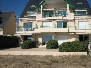 Pornichet, Appartement  2 pieces , 4 couchages :  vivre face a la mer