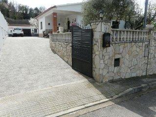 Belle villa sur la Costa Brava pour 6/7 personnes