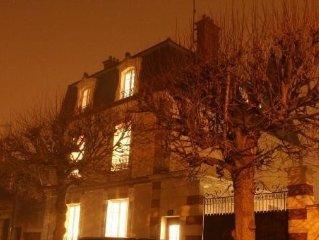 Maison bourgeoise FONTAINEBLEAU, 70 km sud Paris