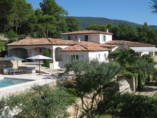 Villa d'exception avec vue panoramique