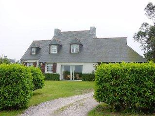- Charmante maison pour 6 pers prés de la plage avec un jardin clos