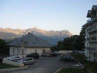 Appartement De Charme En Esprit Montagne Tout En Bois, 4 étoiles, 6 Personnes