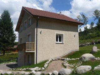 Comfortable house in La Bresse 10min, 15 min ski slopes, WIFI, PMR access