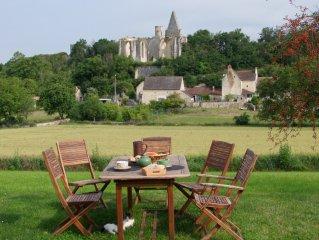 Corps de Ferme pleine campagne, proche nombreux Chateaux de la Loire