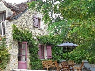 Gîte de la Maison de Jeanne d'Arc, au coeur des chateaux de la Loire