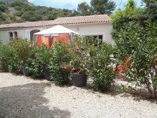 Spacieuse villa au coeur de la colline Saint Jacques