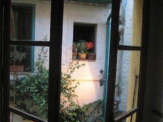 Plein centre historique du vieux Collioure,  zone piétonne et lumineuse