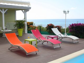 Villa Lanthana, 265m2 avec vue sur mer
