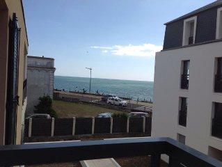 Corniche de Sion Tres bel Appartement Tout confort Acces PMR Vue mer
